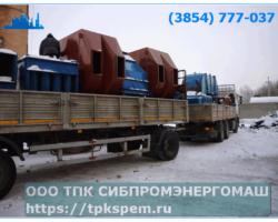 Доставка котельного оборудования